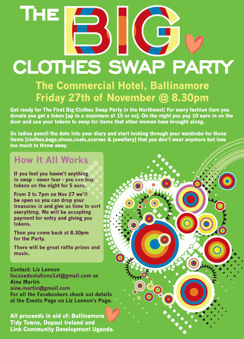 Come and swap
