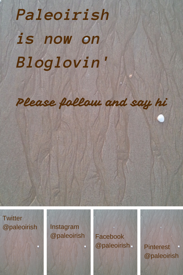 Look for Paleoirish on Bloglovin'