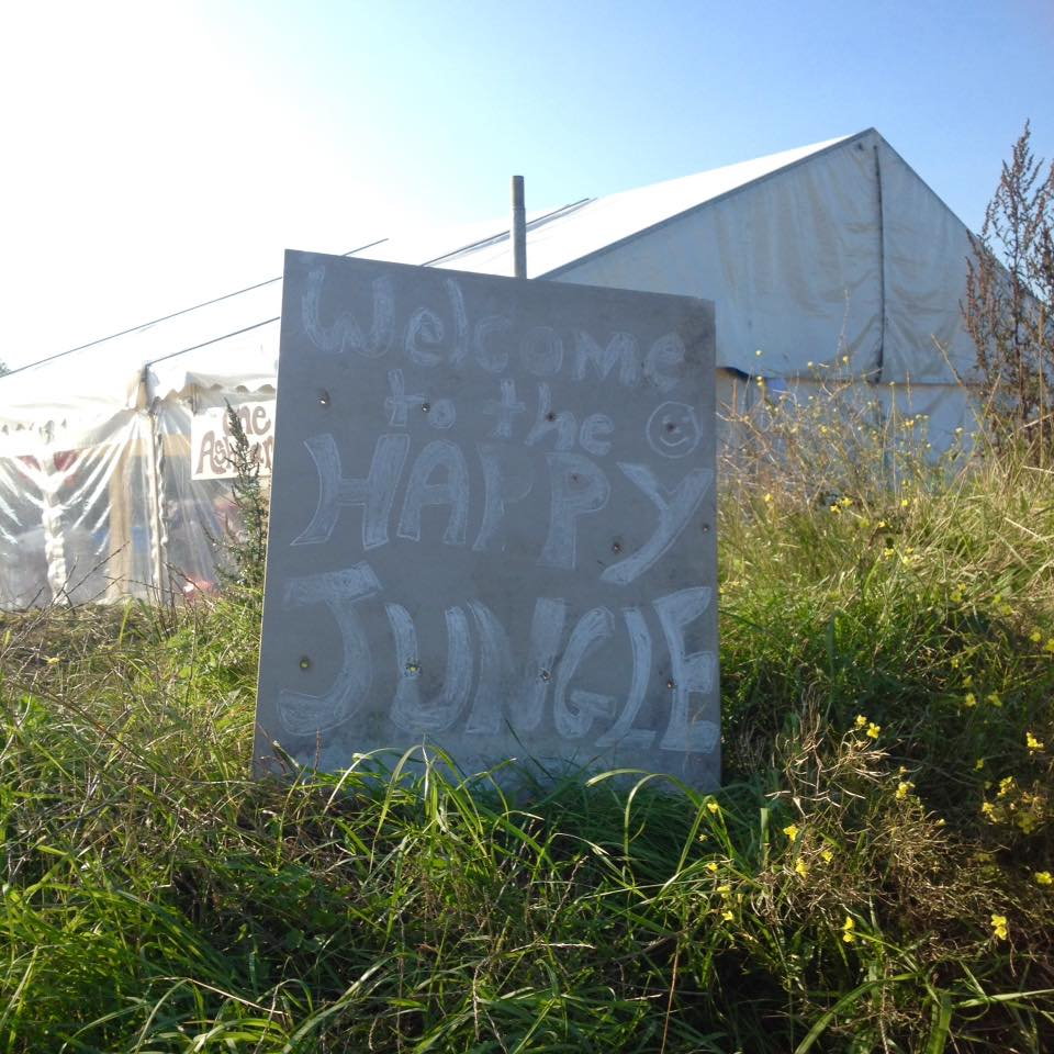 The Jungle Refugee Camp, France