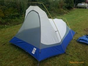 PaleoIrish camping