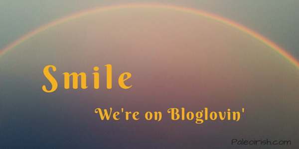 Paleoirish is now on BlogLovin'